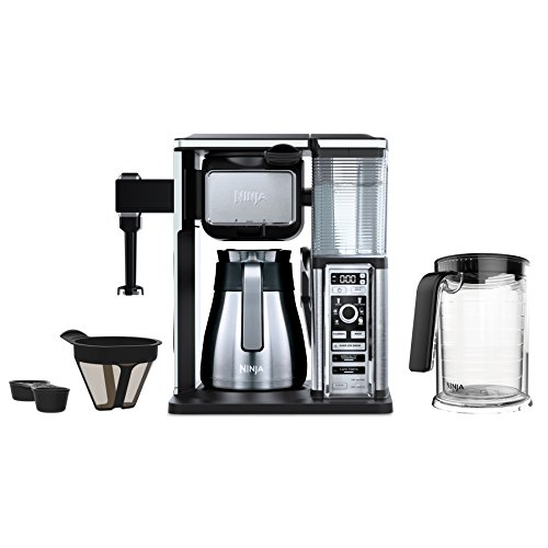 Ninja Coffee Bar Brewer System with Stainless Thermal Carafe (CF097)