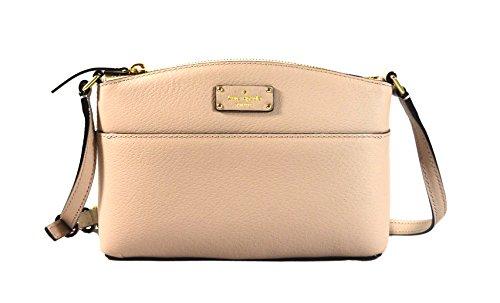Shoulder Street Millie York New Purse Handbag Almondine Grove Leather Kate Spade xqO6nwp