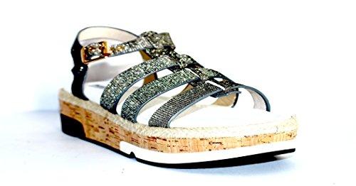 EMANUELLE VEE 471-723-16-267/02 sandalo donna 37