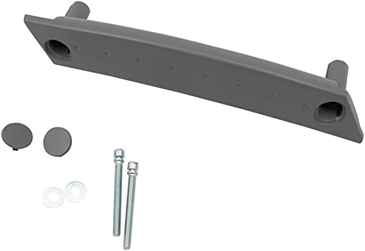 Amazon Com Drivers Front Inside Interior Door Pull Handle Gray Repair Kit Replacement For 98 10 New Beetle 1c0868107jtqs Automotive