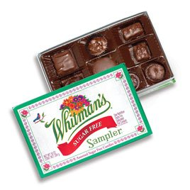 Whitman's Sampler Sugar Free,