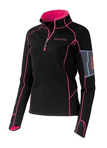 Para Trango Wm 31k Negro Mujer Pullover Stretch Trx2 OxqCp7