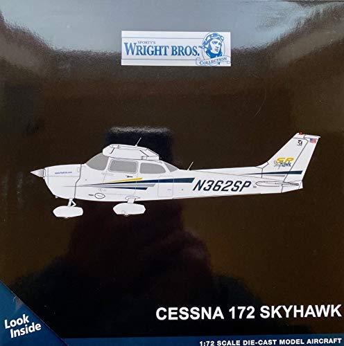 Gemini Jets General Aviation GGCES008 Cessna 172 Skyhawk N362SP Scala 1//72