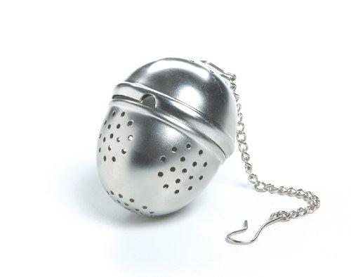 (Fox Run Craftsmen, us kitchen, FOXW9 5118 Stainless Steel Tea Ball One Size Silver)