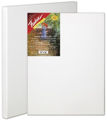 Fredrix 5030 Stretched Canvas 30 Inch product image