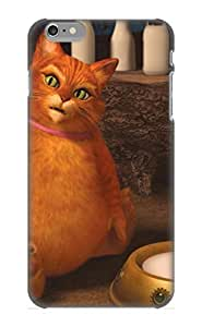 YMbExk-2249-IYvka Faddish Puss In Boots Shrek Forever After Case Cover For Iphone 6 Plus With Design For Christmas Day's Gift