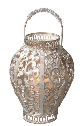 Scroll Candle Lantern - CC Home Furnishings 13