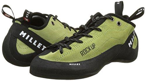 MILLET Shoe Up Rock Golden Climbing Green Green rFfrqw7