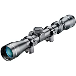 Tasco MAG39X32D Rimfire Series 3-9x 32mm 30/30 Reticle .22 Riflescope (Matte Finish)