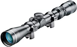 Tasco Rimfire Series 3-9x 32mm 30/30 Reticle .22 Riflescope (Matte Finish)