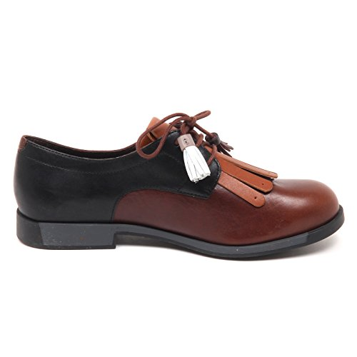 Donna Without Marrone Scarpa Twins Box Nero D8602 CAMPER Brown Shoe Woman T5znIHB