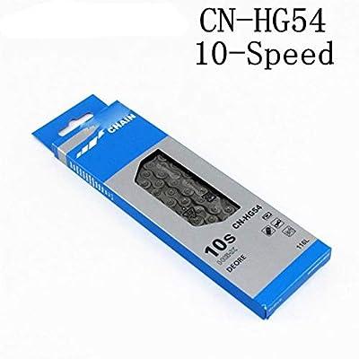 M6000 M610 HG54 Cadena 10 velocidades para Bicicleta Cadena CN ...