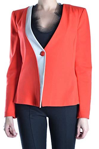 armani-collezioni-luxury-fashion-womens-mcbi14182-red-blazer-season-outlet