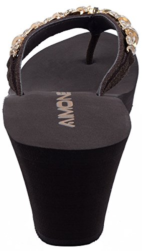 AIMONE  Frederica, Chaussons montants femme