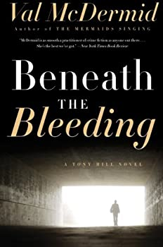 Beneath the Bleeding 0061688975 Book Cover