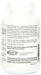 Source Naturals Phosphatidyl Serine DHA Optimized 100mg, For Enhanced Mental Acuity And Memory, 60 Capsules