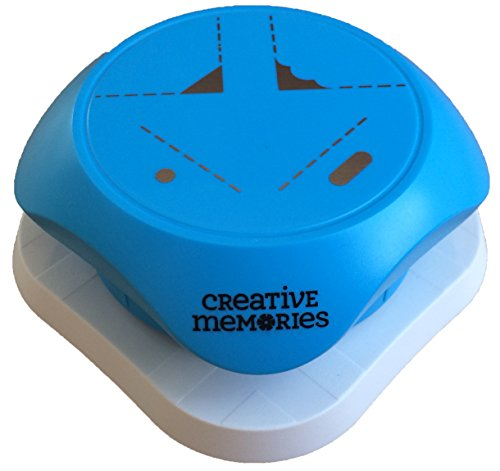 4-Way Corner and Hole Punch by Creative Memories by Creative Memories