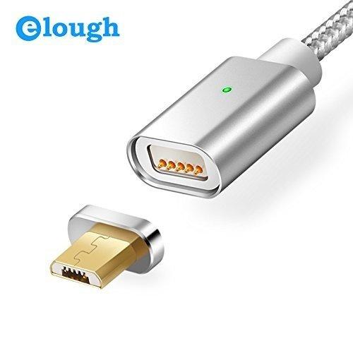 Elough E04 - Cable de Carga magnético Micro USB para ...