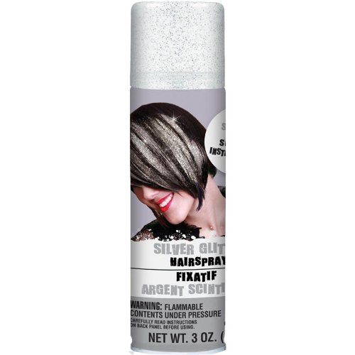 Amscan Glitter Hair Spray 3