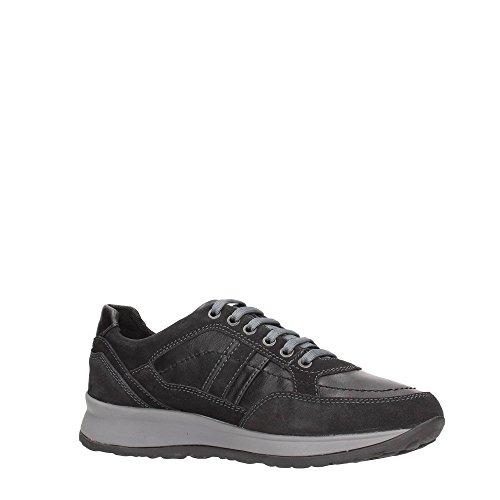 Stonefly 105848 Sneakers Hombre Cuero Rigido Nero