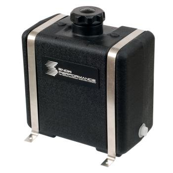 Snow Performance 40015 Reservoir (10 Gallon Tool Box Style (incl. Brackets/Check Valve/tubing))