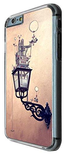 804 - Johan Thornqvist Thörnqvist creative spotlight street art Design iphone 6 6S 4.7'' Coque Fashion Trend Case Coque Protection Cover plastique et métal