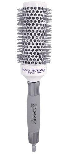 - Scalpmaster Nano Technology Ceramic & Ionic Brush 2-1/4