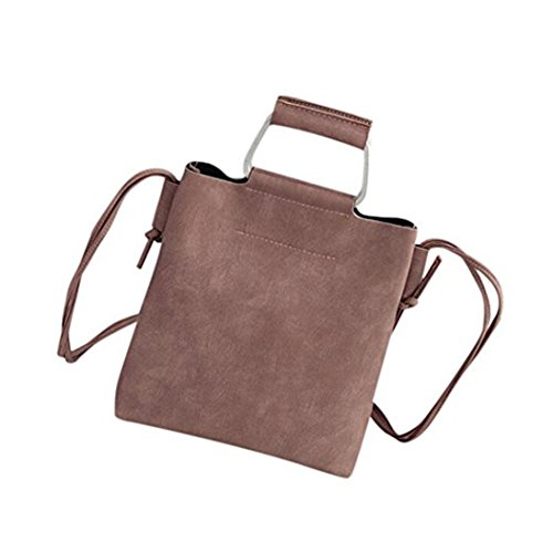 Women dragonaur Brown Leather Coin Bag Fashion Phone size Small Messenger Handbag Crossbody Shoulder Gray Axx6fw