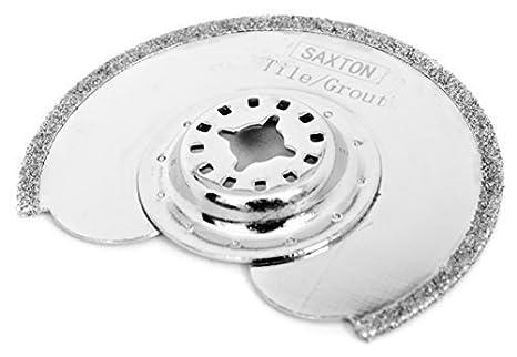 1x Saxton Diamond Blade for Fein Multimaster Bosch Makita Oscillating  Multitool