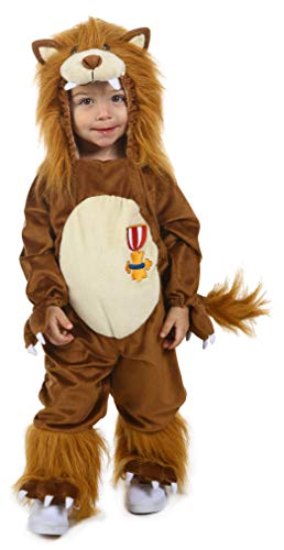 Princess Paradise Baby The Wizard of Oz Cowardly Lion, Brown, 12 to 18 Months -