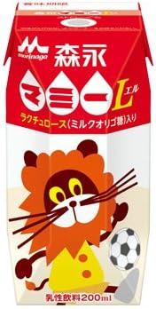 森永乳業 森永マミー (プリズマ容器) 200ml紙パック×24本入×(2ケース)