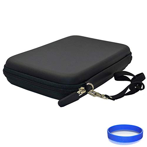"7"" GPS Case Hard Shell Shockproof Eva Carrying Case Bag for"