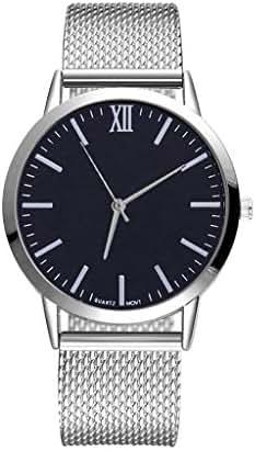 LUXISDE Women's Wrist Watches A Women Silica Gel Mesh Belt Casual Watch Simple Mesh Belt Watch