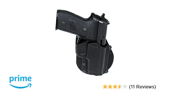 Fobus Standard Holster RH Paddle SG4 Sig 229 (9mm only) with rails/Steyr  Model S  357, 9mm,  40 Cal