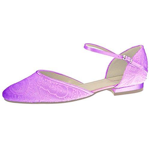 pour sangle Elsa avec femmes Chaussures Shoes Colored qYZrYpt