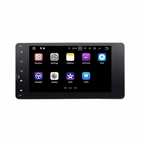 BoCID Android 7.1 Car Radio DVD GPS Multimedia Head Unit for Mitsubishi Outlander 2013 2014 With 2GB RAM Bluetooth WIFI Mirror-link by BoCID (Image #1)'