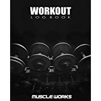 Workout Log Book: Workout and Exercise Journal