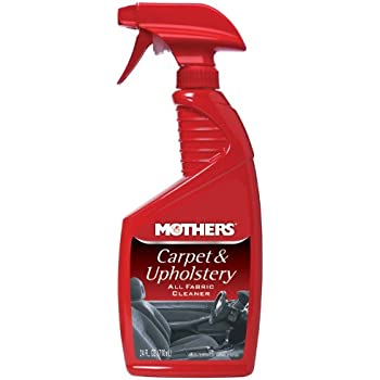 Mothers 05424 Carpet & Upholstery Cleaner - 24 oz.