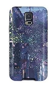New Style 2423277K31903150 High-quality Durability Case For Galaxy S5(5 Centimeters Per Second)