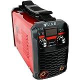 Maquina de Solda Inversora MMA 200 Bivolt Display Digital USK