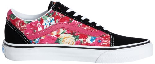 Erwachsene Floral BLUES NEO Old U VSDIALV Sneaker DRESS Skool Vans Multi Unisex 8CHTgqwx