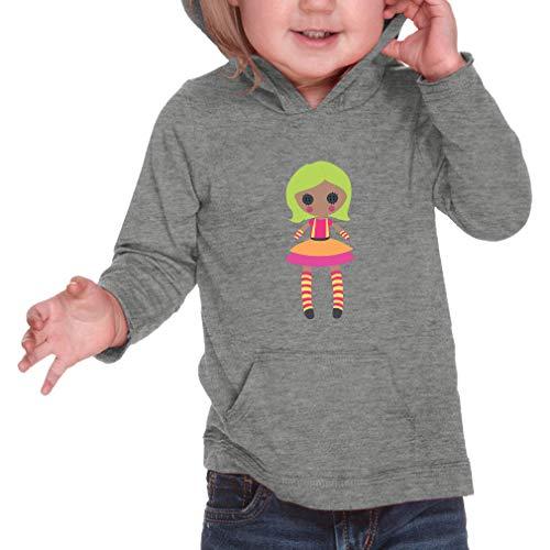Rag Doll Hooded Sweatshirt - 7