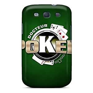 For Galaxy S3 Fashion Design Poker 2 Case-TKcQCzW8336odjkk