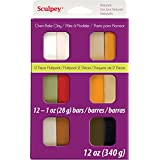 Polyform Sculpey III Multi Packs, Naturals