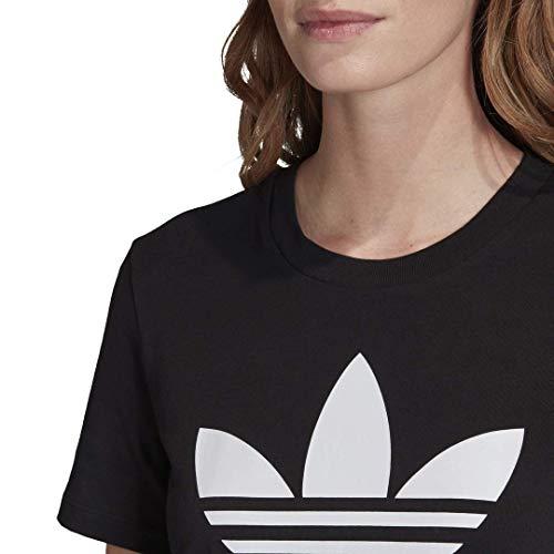 adidas Originals womens Trefoil T-Shirt 6