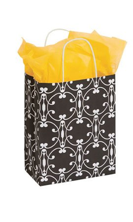 Medium Charming Halo Paper Shopper. 8