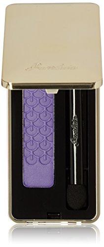 Guerlain Ecrin 1 Couleur Long-Lasting Silky Powder Eyeshadow for Women, No. 11 Deep Purple, 0.07 Ounce