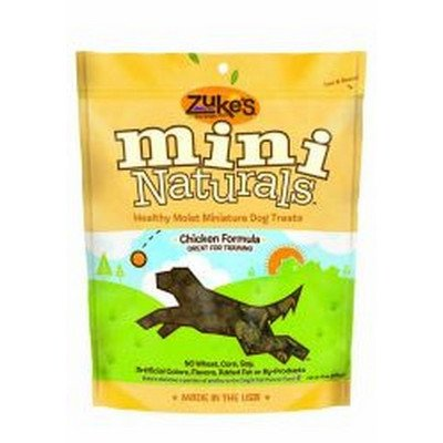 Zuke'S Mini Naturals Treats Pb 1lb