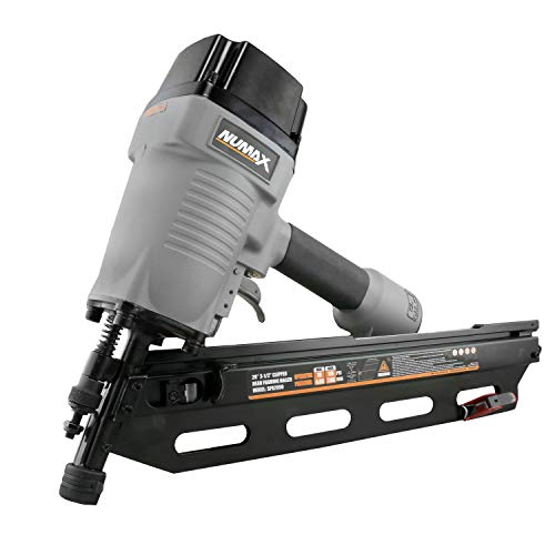 NuMax SFR2890 Pneumatic 28° 3-1/2″ Framing Nailer