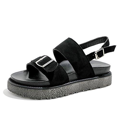 Sandalias Verano Planos Zapatos 39 Antideslizantes EU de Antideslizantes Mujeres para Playa de YMFIE 38 UE Bohemios 1Uxdzq1